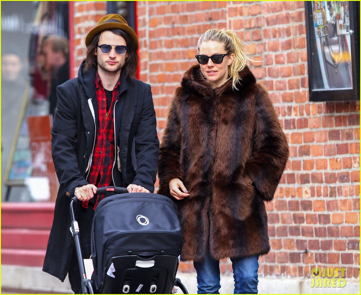 sienna miller tom sturridge sunday stroll with baby marlowe 042763680