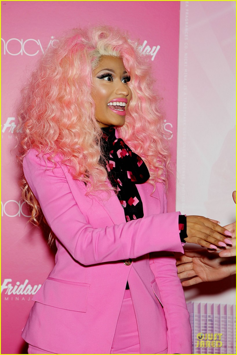 nicki minaj mariah careys been one of my favorite artists 072761610