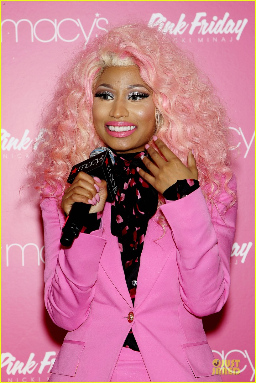 nicki minaj mariah careys been one of my favorite artists 092761612