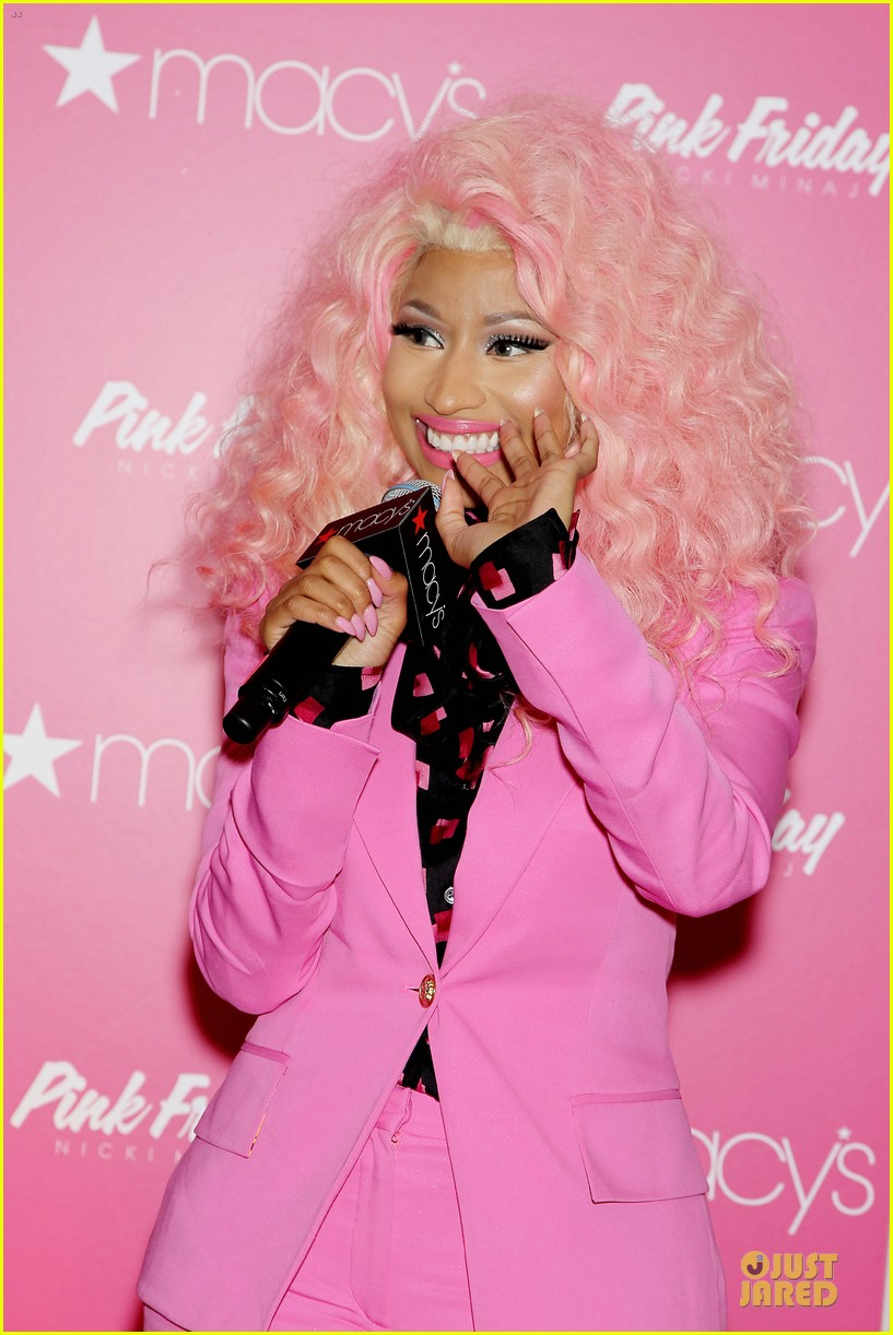 nicki minaj mariah careys been one of my favorite artists 122761615