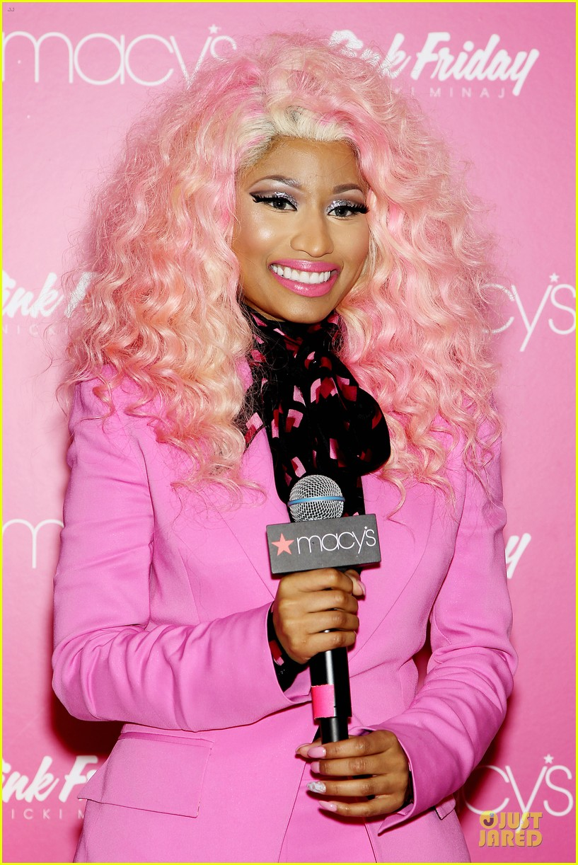 nicki minaj mariah careys been one of my favorite artists 142761617