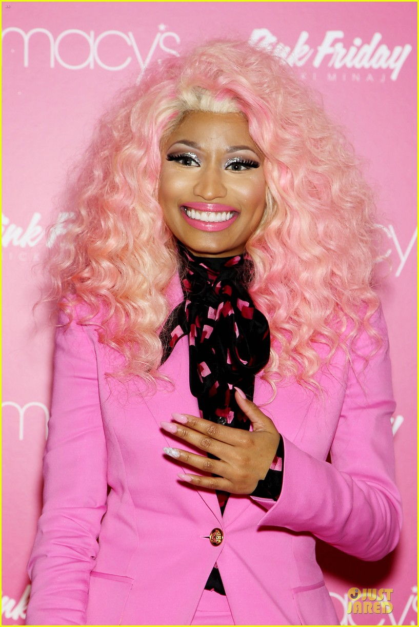 nicki minaj mariah careys been one of my favorite artists 162761619