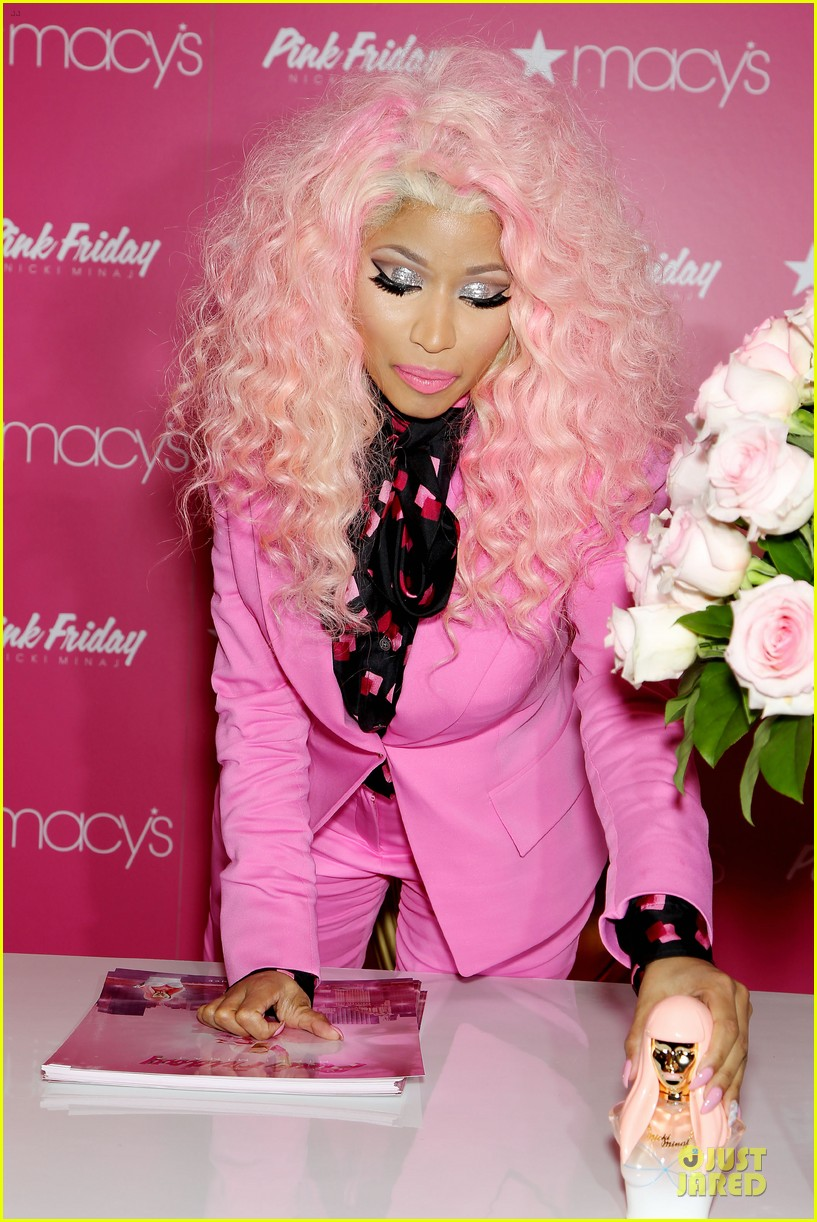 nicki minaj mariah careys been one of my favorite artists 20