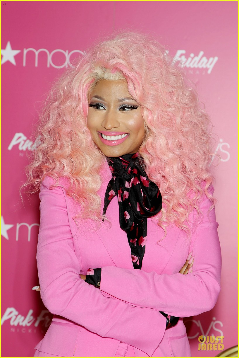 nicki minaj mariah careys been one of my favorite artists 282761631