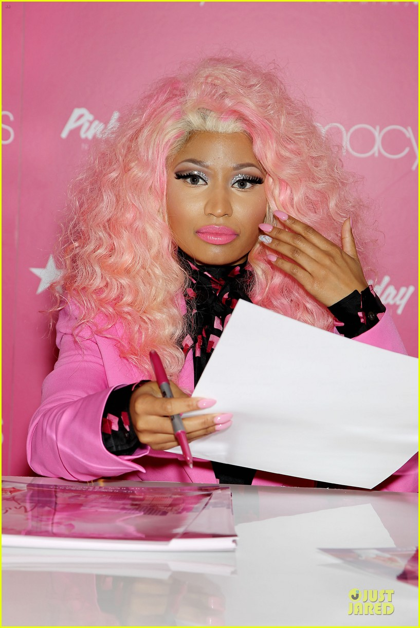 nicki minaj mariah careys been one of my favorite artists 302761633