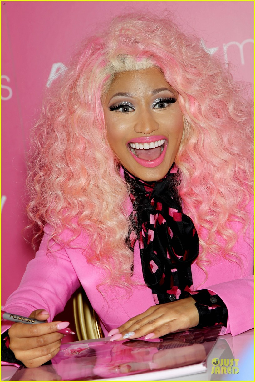 nicki minaj mariah careys been one of my favorite artists 33