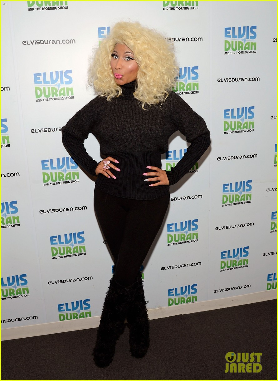 nicki minaj shut out of own album release party 142762420