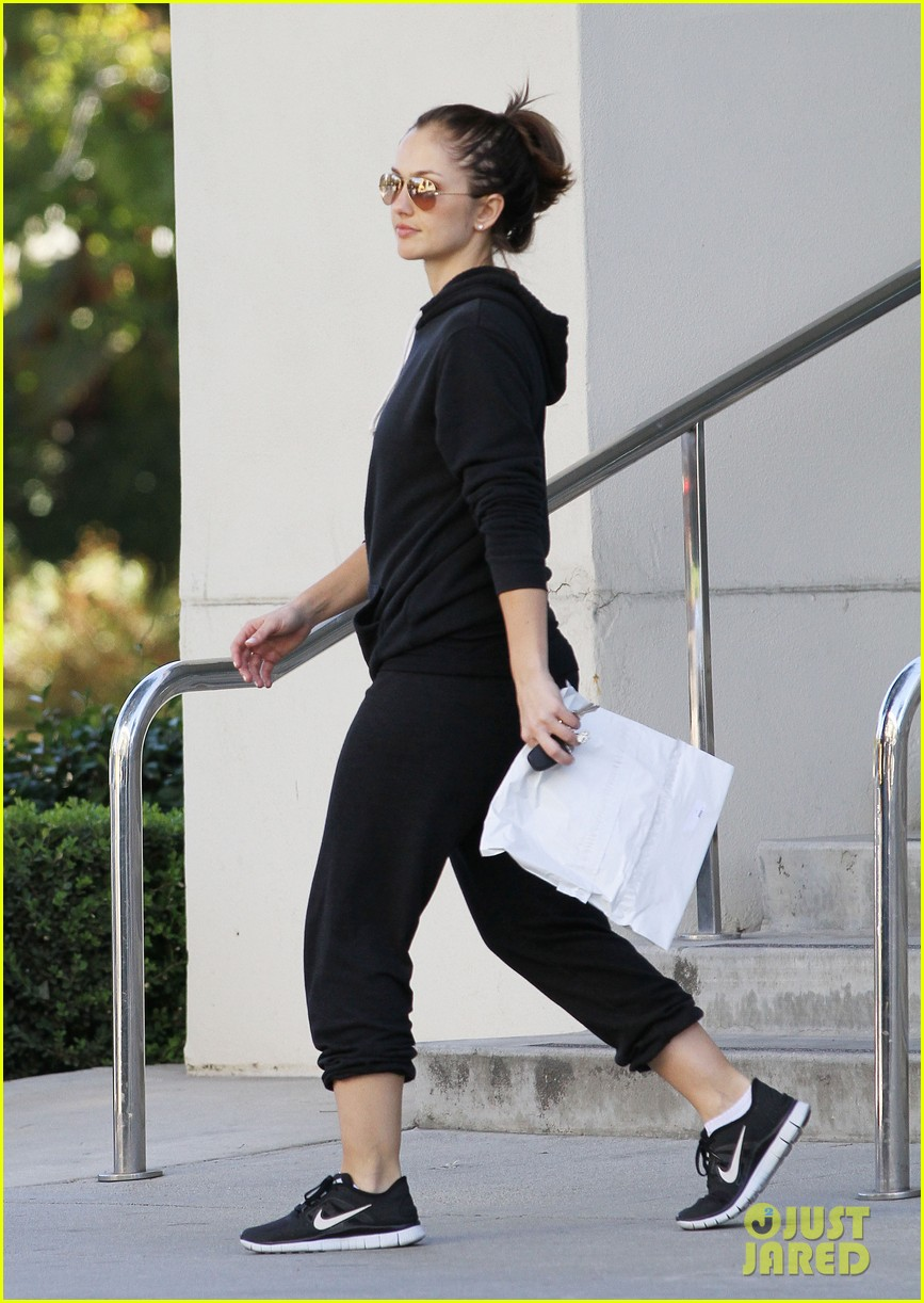 minka kelly beverly hills errands gal 03