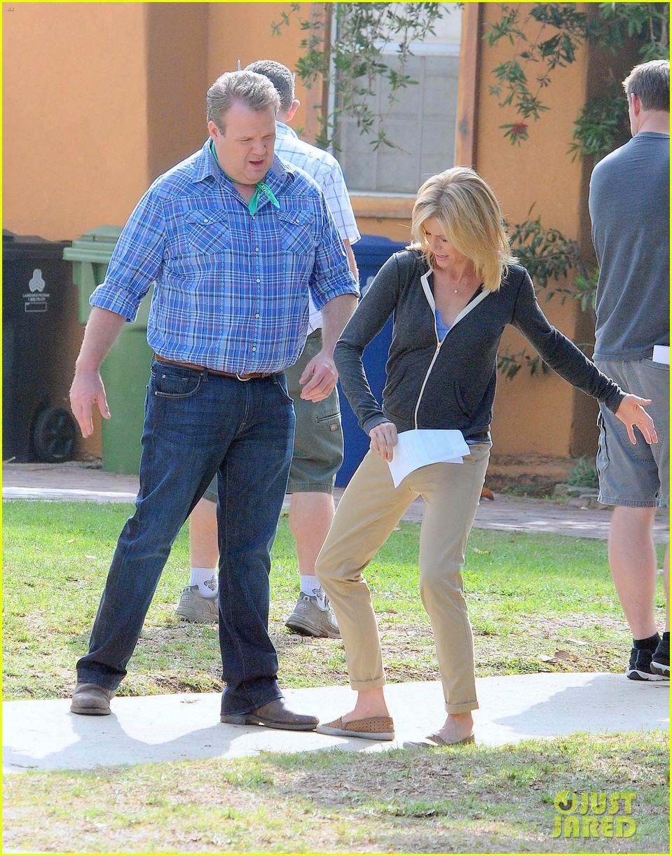 modern family filming scenes 162749644