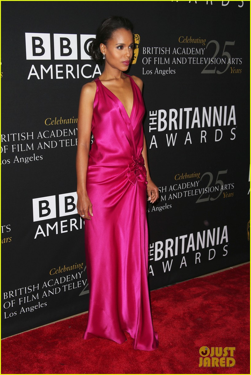 olivia munn kerry washington bafta britannia awards 2012 24