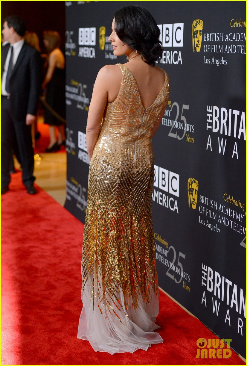 olivia munn kerry washington bafta britannia awards 2012 25