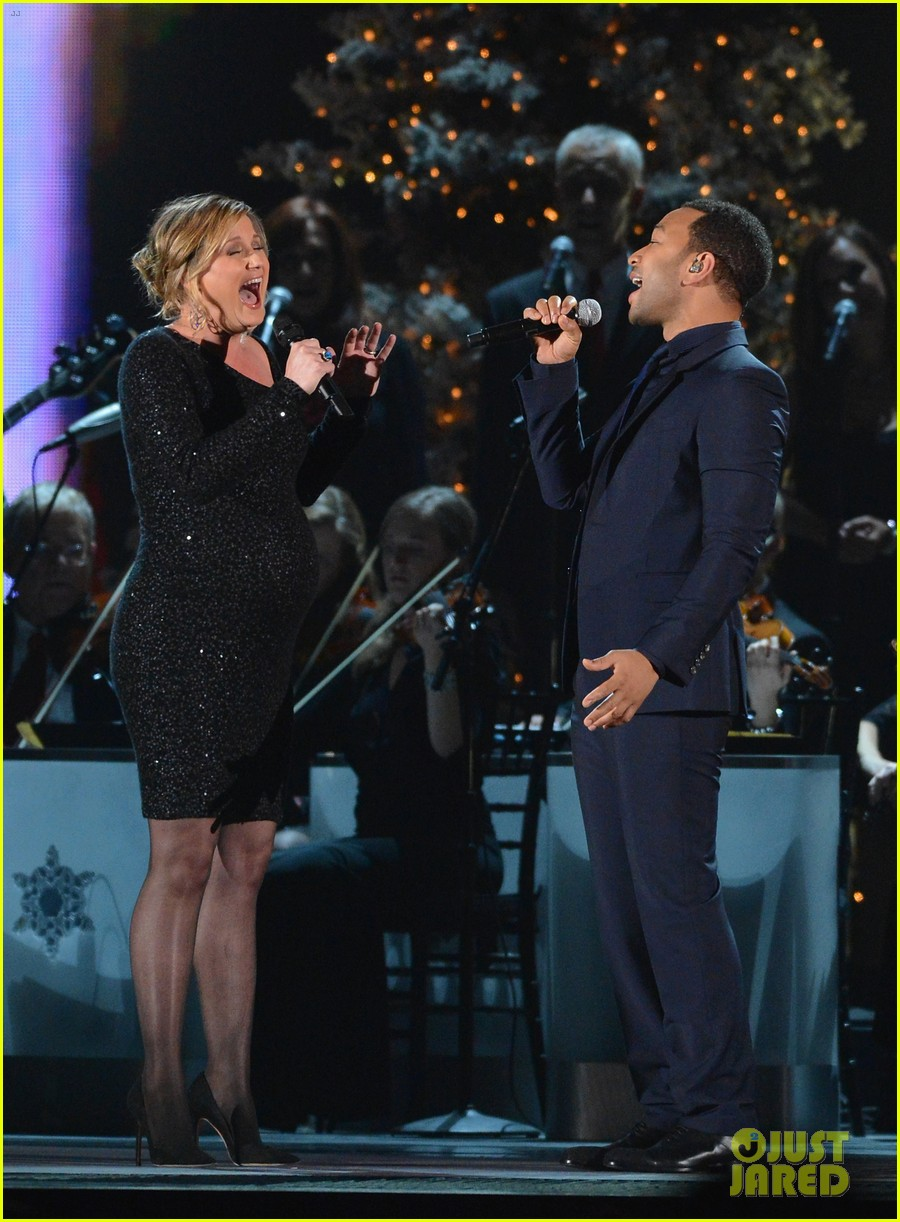 keith urban jennifer nettles country christmas taping 032750582