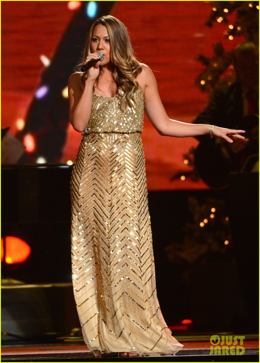 keith urban jennifer nettles cma country christmas 2012 - Colbie Caillat Christmas
