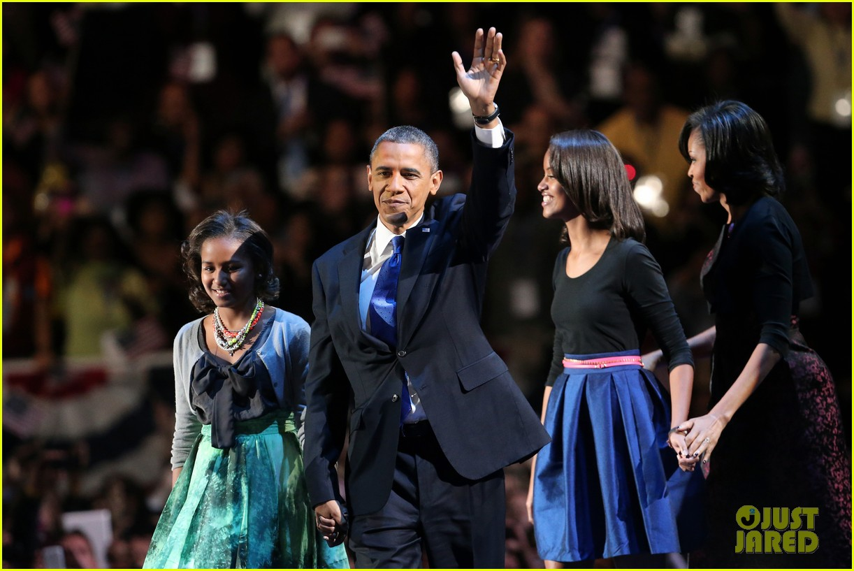 watch barack obama victory speech for election 2012 012752398