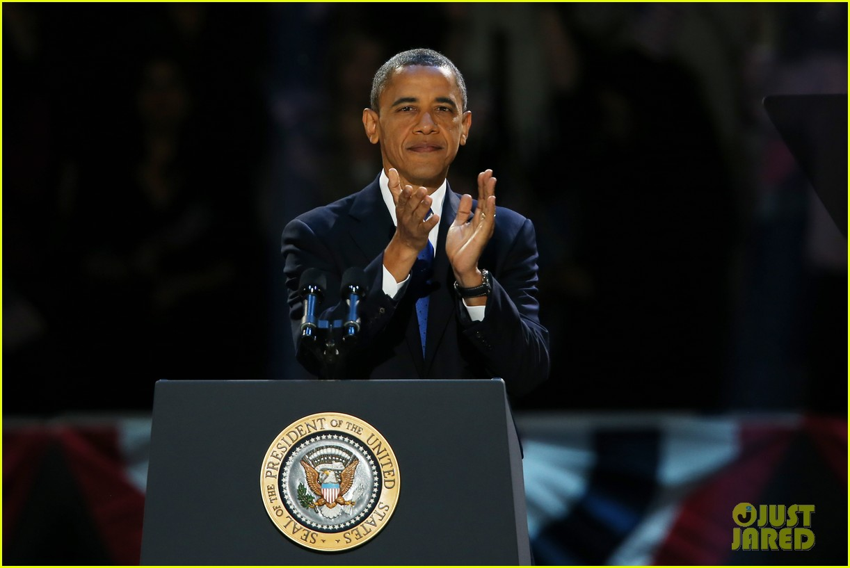 watch barack obama victory speech for election 2012 042752401