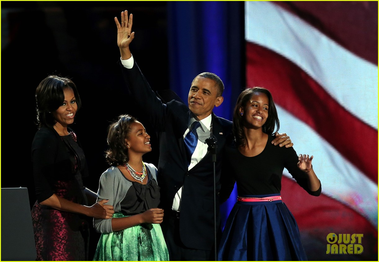 watch barack obama victory speech for election 2012 072752404