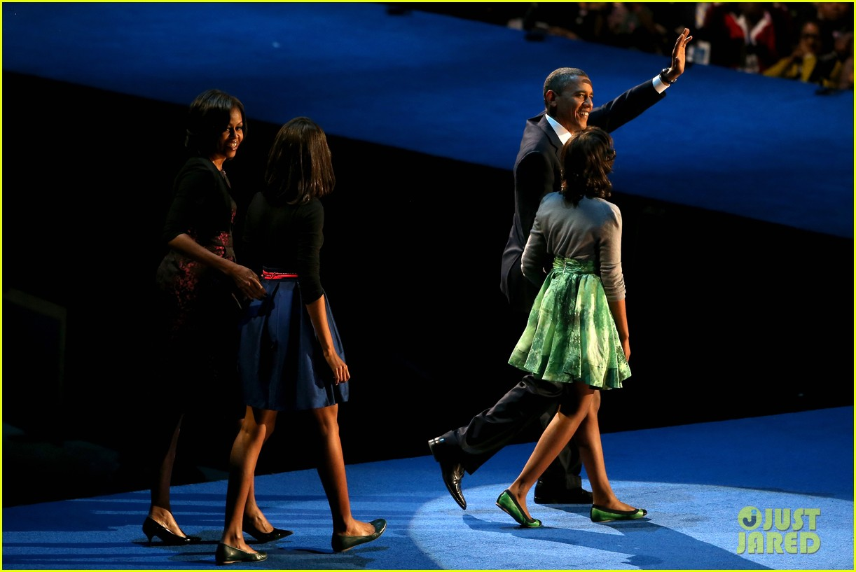 watch barack obama victory speech for election 2012 112752408