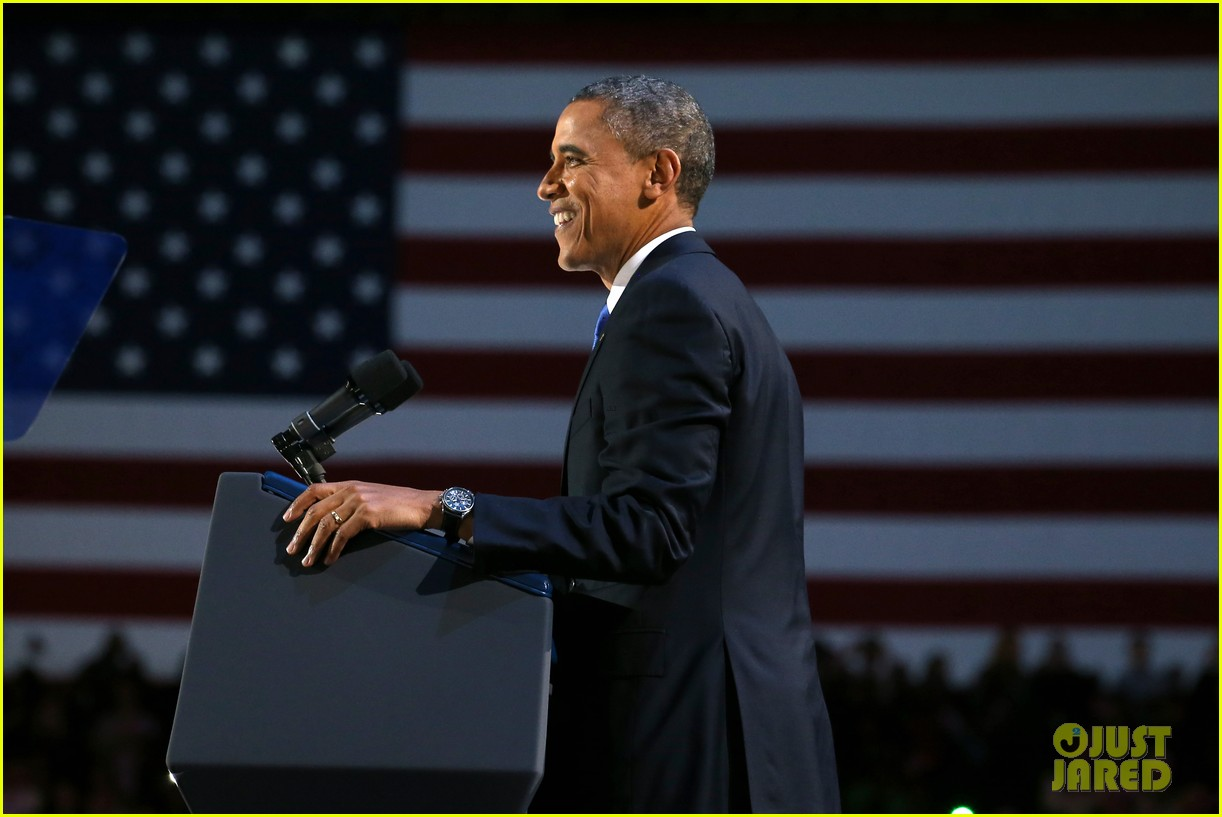 watch barack obama victory speech for election 2012 152752412