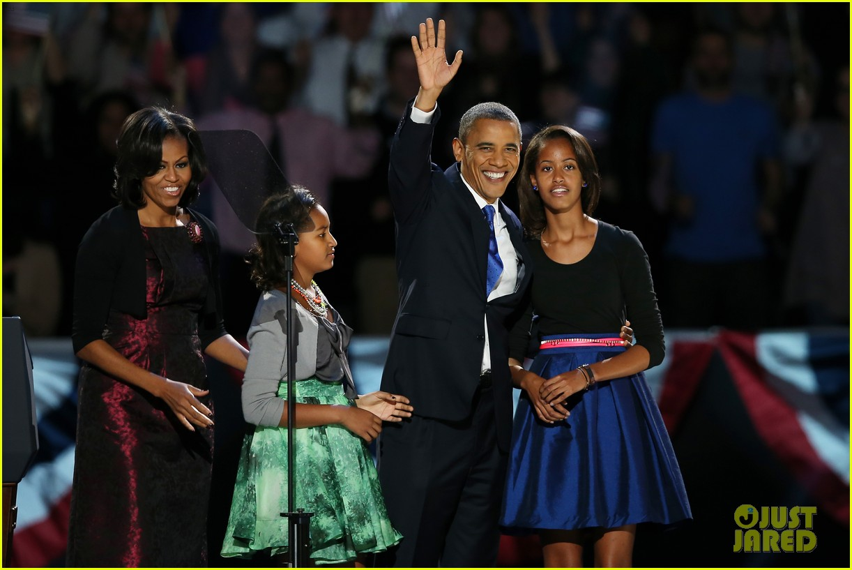 watch barack obama victory speech for election 2012 192752416