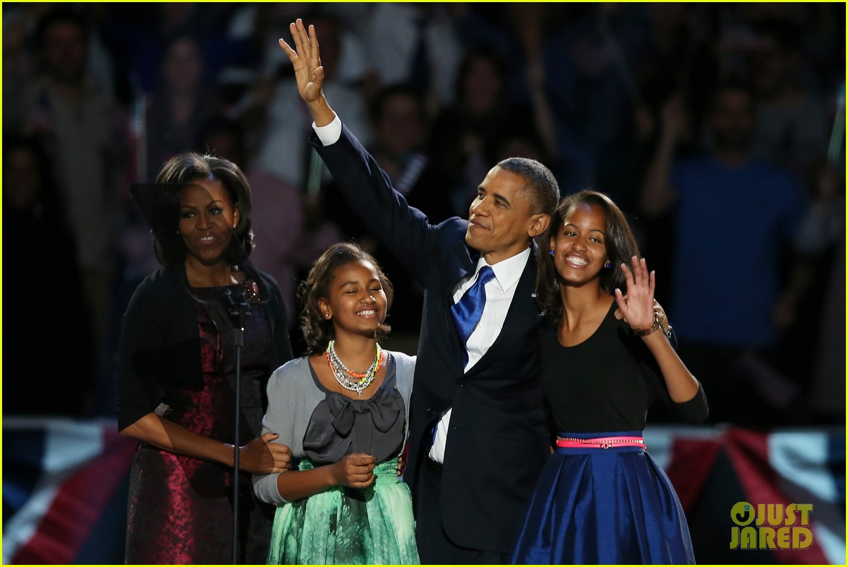 watch barack obama victory speech for election 2012 212752418