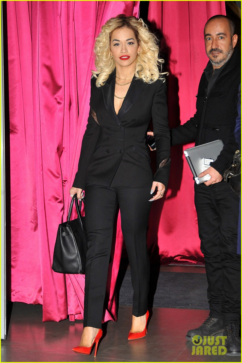 rita ora vip room paris showcase 172758826
