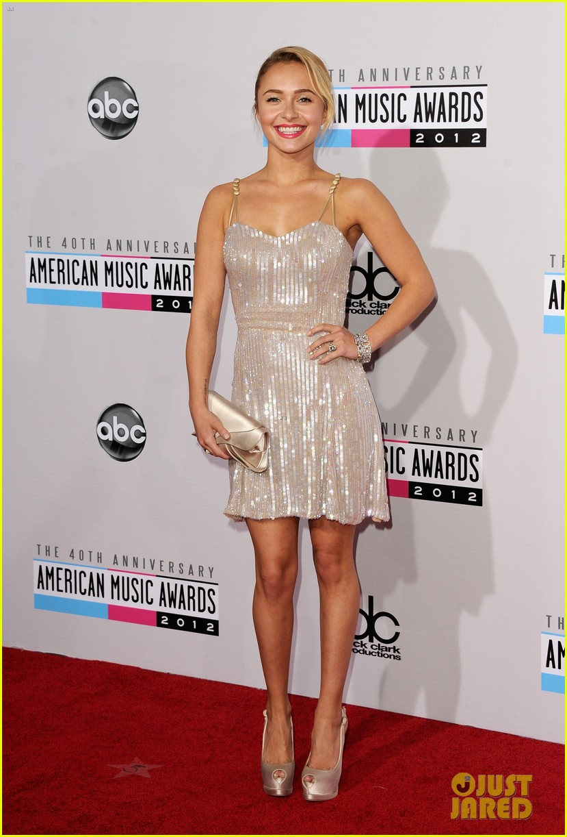 hayden panettiere 2012 amas 02
