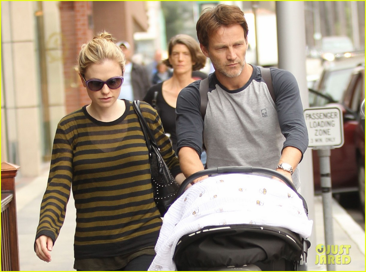 anna paquin stephen moyer doctors appointment with the twins 032754215