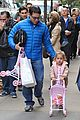 sarah jessica parker matthew broderick lunch with twins 01