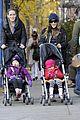 sarah jessica parker matthew broderick school stroll with kids 22