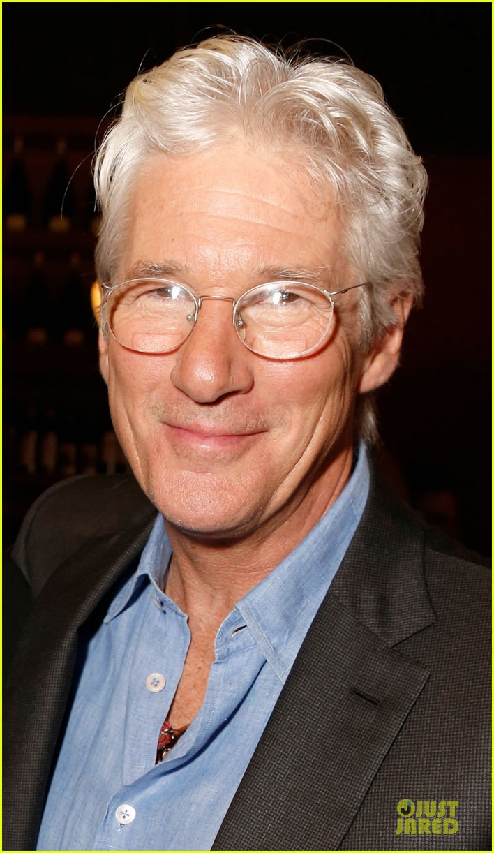 robert pattinson arbitrage luncheon with richard gere 04