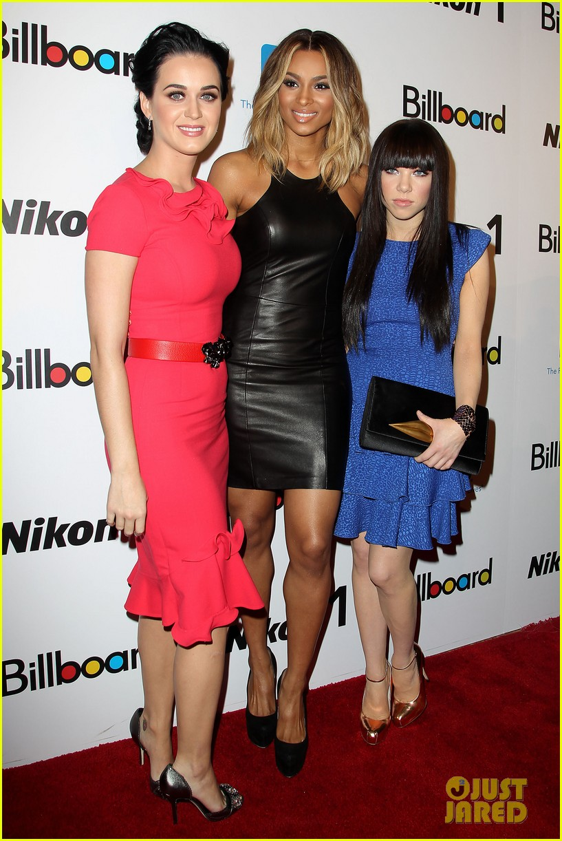 katy perry carly rae jepsen billboard women in music luncheon 202766887