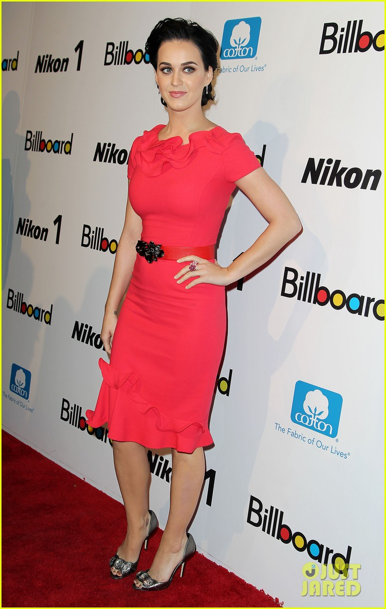 katy perry carly rae jepsen billboard women in music luncheon 232766890