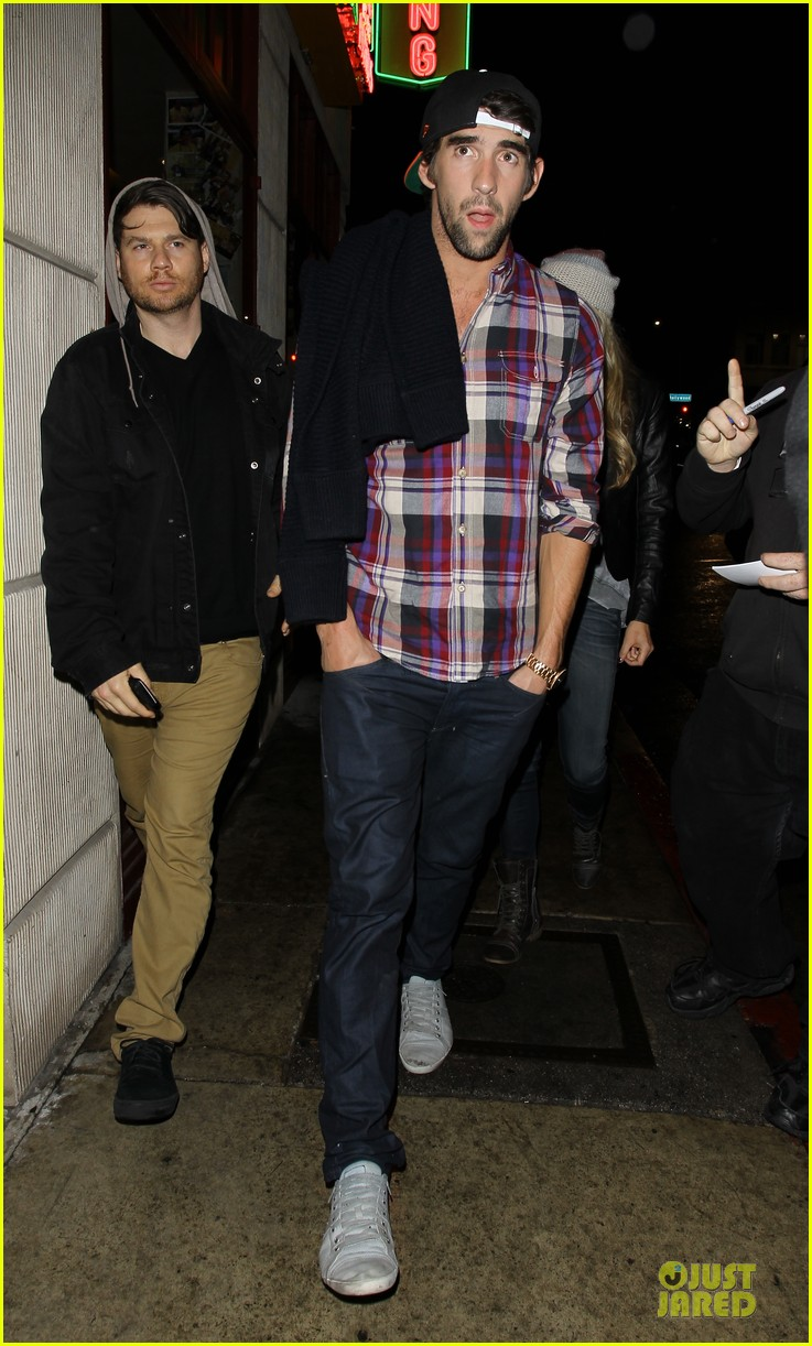 michael phelps megan rossee sayers club date 032759486