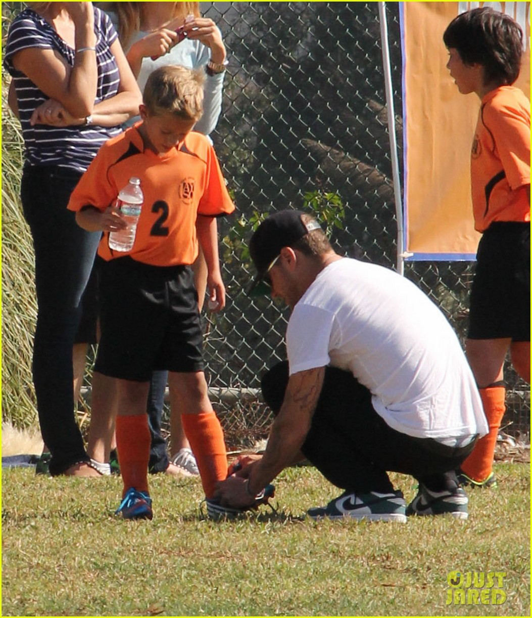 ryan phillippe deacons soccer game with paulina slagter 072750491