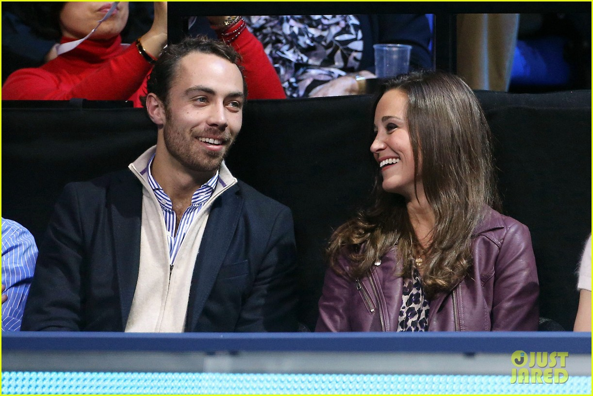 pippa middleton atp world tour with brother james 062756707