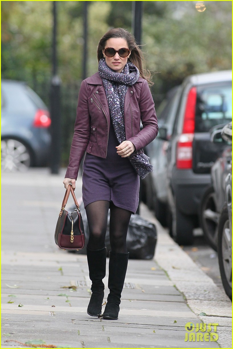 pippa middleton stylish london lady 052762882