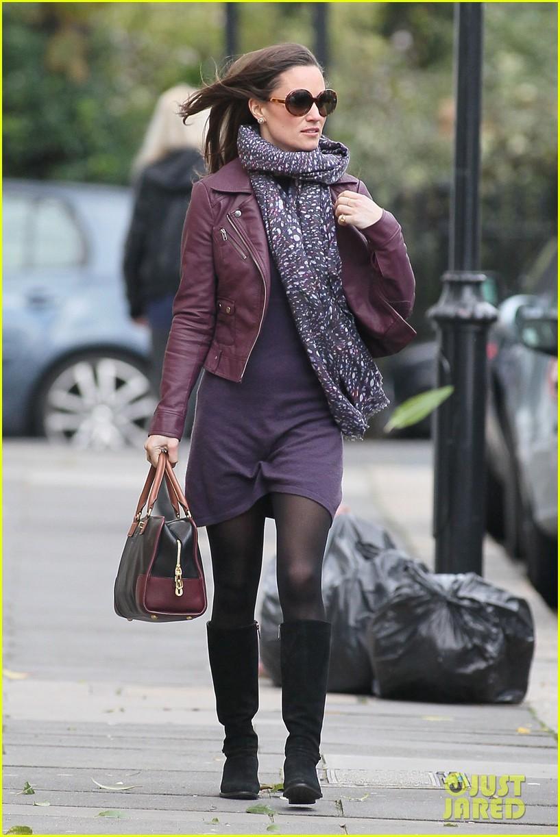 pippa middleton stylish london lady 062762883