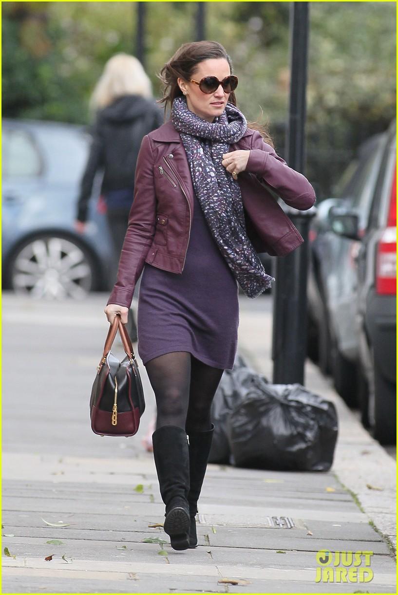 pippa middleton stylish london lady 072762884