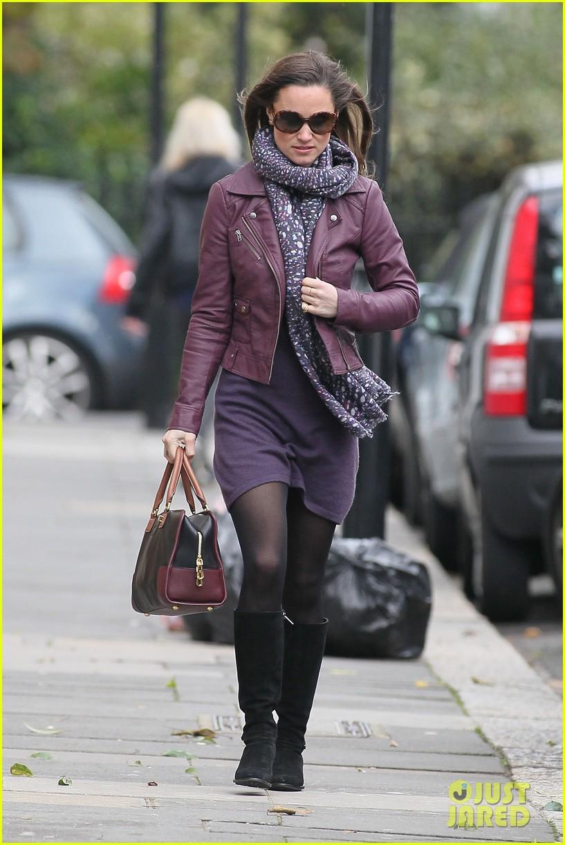 pippa middleton stylish london lady 082762885