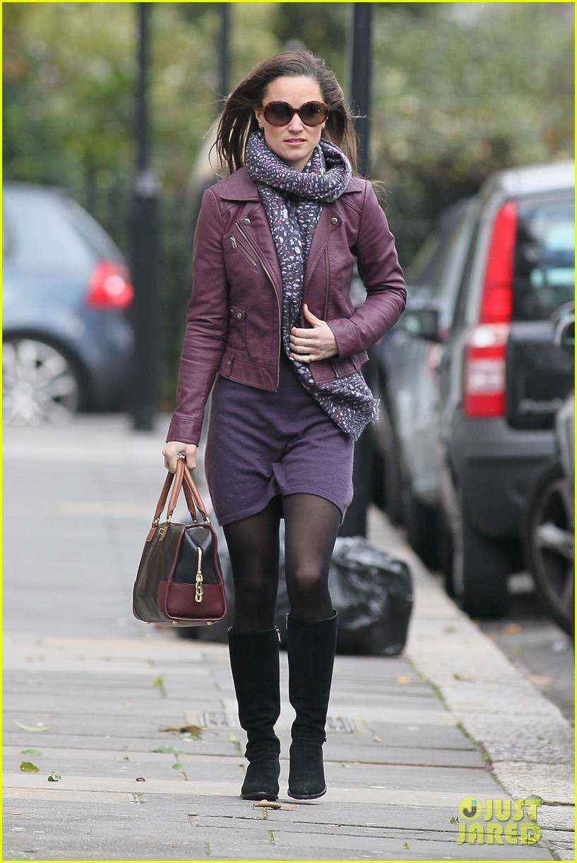 pippa middleton stylish london lady 092762886