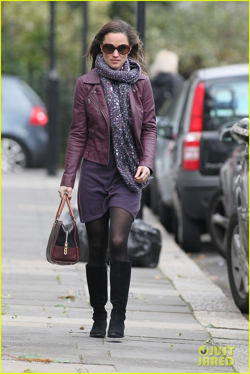 pippa middleton stylish london lady 102762887