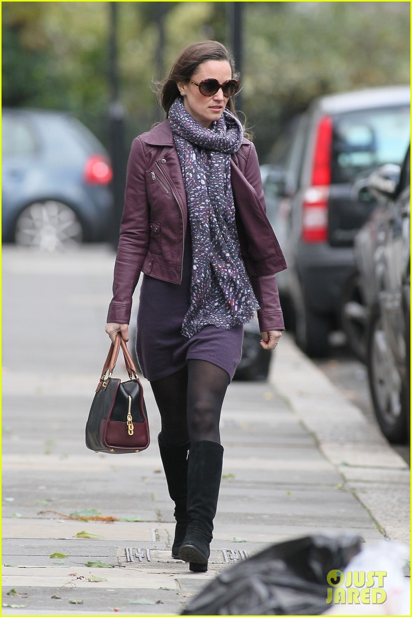 pippa middleton stylish london lady 112762888