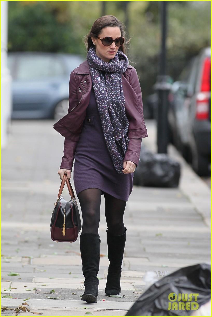pippa middleton stylish london lady 132762890