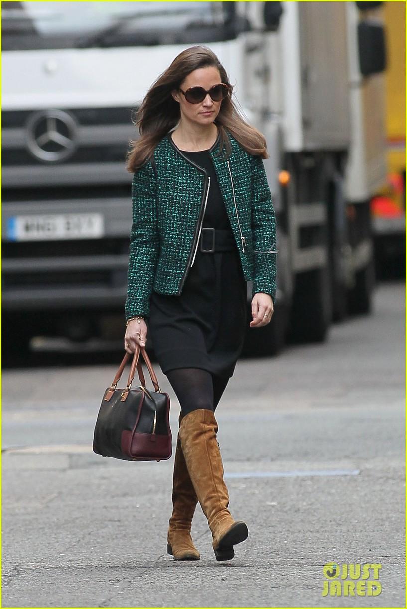 pippa middleton stylish london lady 17