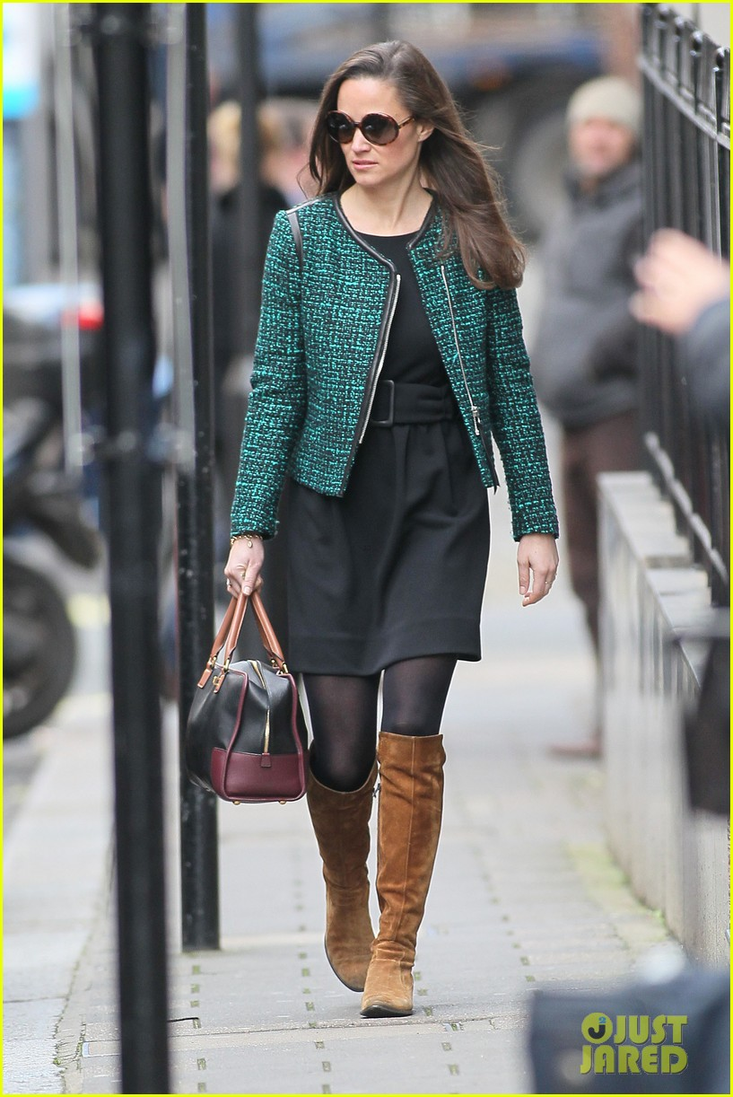 pippa middleton stylish london lady 202762897
