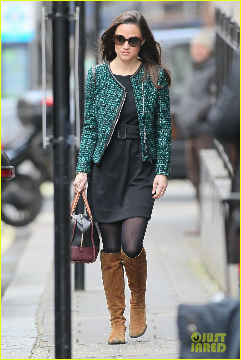 pippa middleton stylish london lady 22