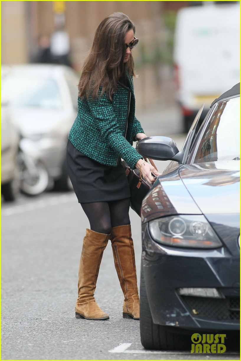 pippa middleton stylish london lady 242762901