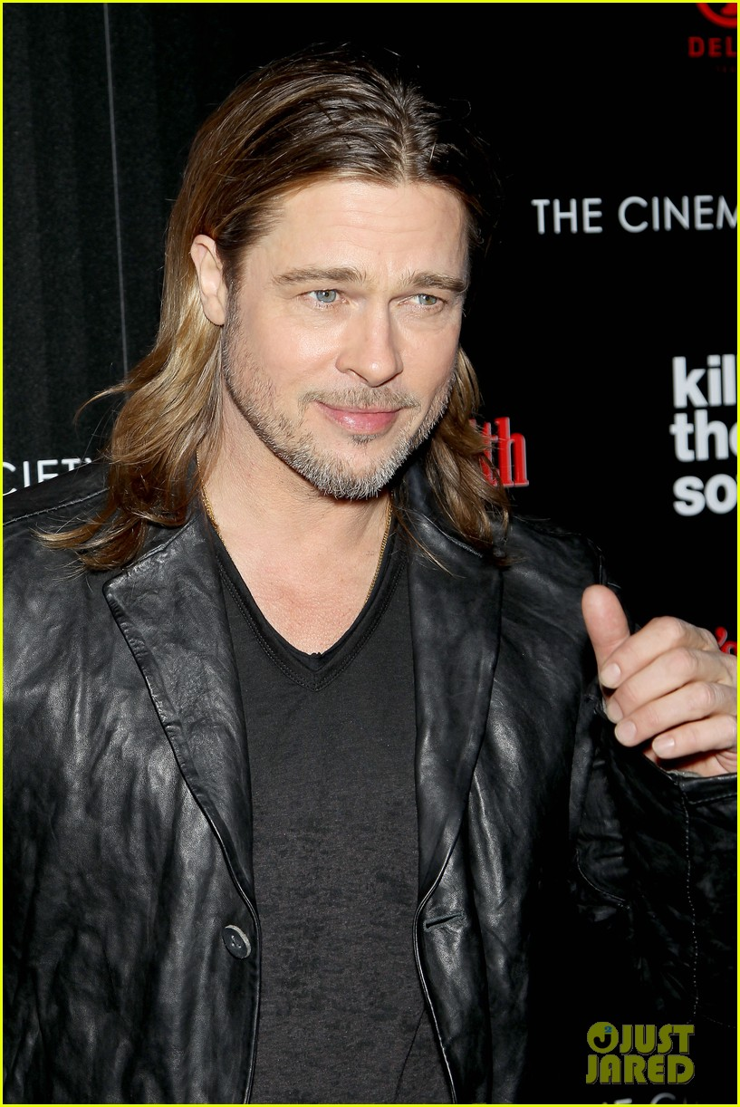 brad pitt killing them softly premiere 022764248
