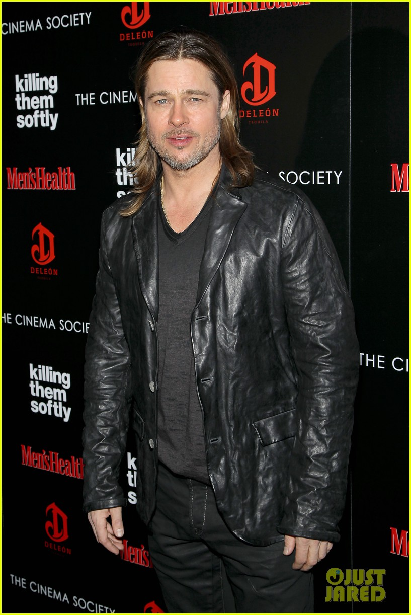 brad pitt killing them softly premiere 052764251
