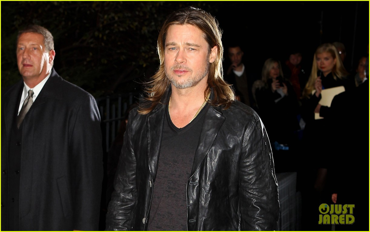 brad pitt killing them softly premiere 062764252